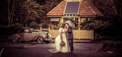 Stephen & Breanne   Mt Coot-tha Wedding   Wedding Artworks