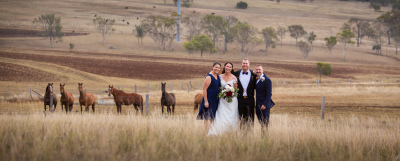 Simon & Josephine | Family Property Hodgsonvale | Toowoomba Wedding Photography