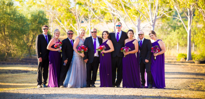 Leslie & Melissa | Adora Downs | Wedding Artworks | Downs Wedding Photography