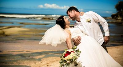 Jeremy & Karen | Bulcock Beach | Sunshine Coast Wedding Photography