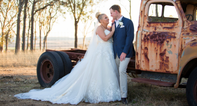 Mitchell & Caitlin | Family Property | Toowoomba Wedding Photography