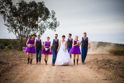 Jason & Sally | Texas Family Property | Southern Downs Wedding Photography