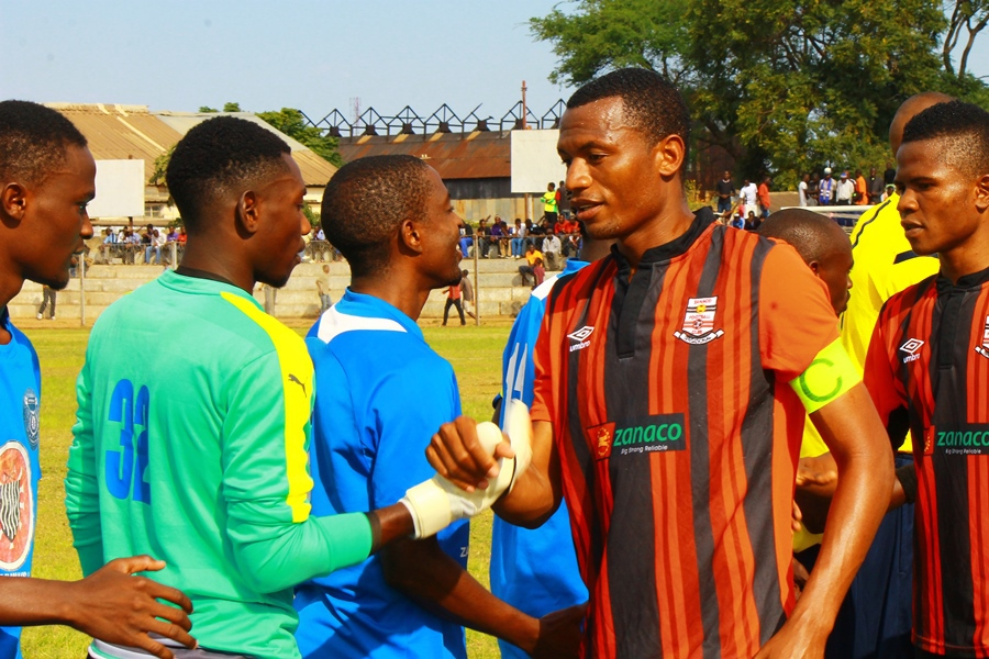 Warriors drawn with Zanaco in 2016 Barclays Cup
