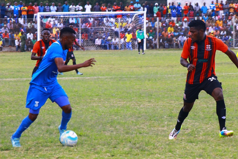 Kabwe Warriors take on Zanaco in Barclays Cup