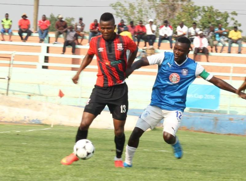 2016 Barclays Cup: Zanaco 3-0 Warriors