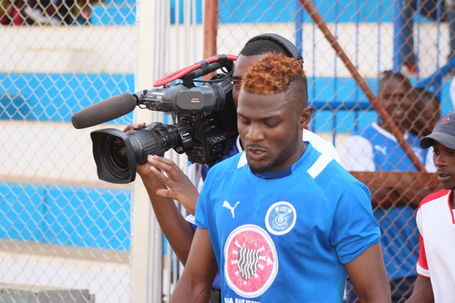Jacob Phiri scores in Nkwazi draw