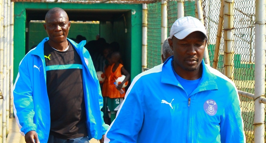 Kampamba leads Warriors
