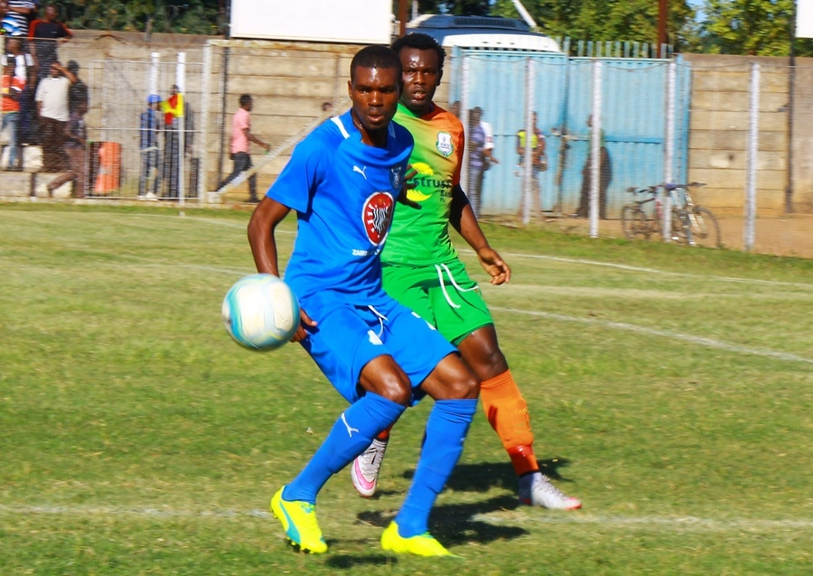 Warriors face Zesco at Levy