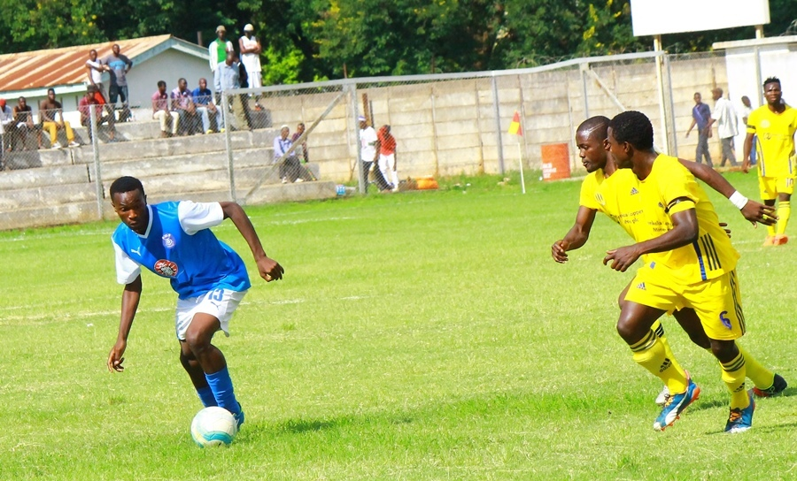 Match Report: Warriors 3-2 Nchanga