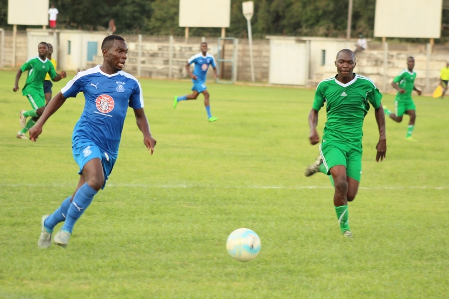 Warriors do a double on Leopards