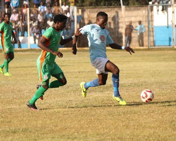 Warriors hold Zesco United