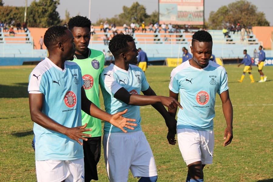 The team is still young - Chikwanda