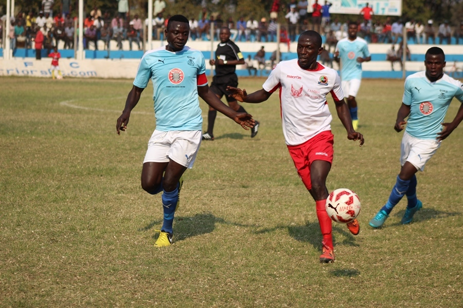 Chikwanda gets first win at Kabwe Warriors