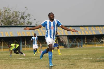 Warriors win at Nchanga