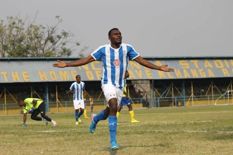 Warriors win at Nchanga