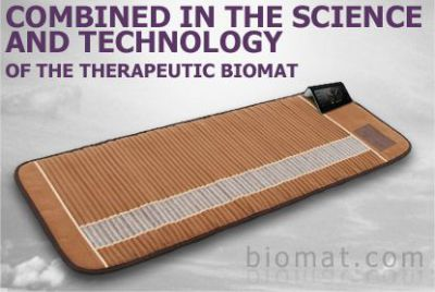 Biomat available for purchase at A Pure Lifestyle