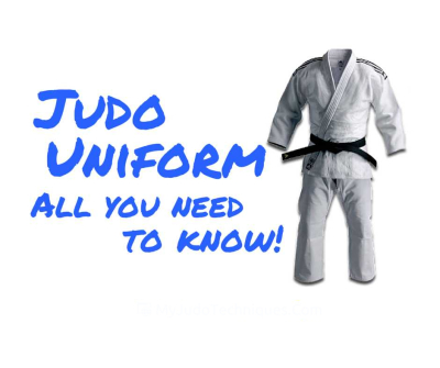 How To Work Out Your Judo Uniform Size