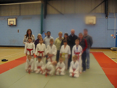 The Fund Raisers For The New Mat