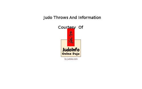 Link to judoinfo.com