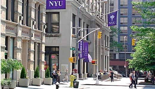 NYU (New York University Campus)