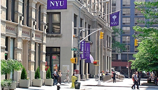 NYU (New York University Campus)