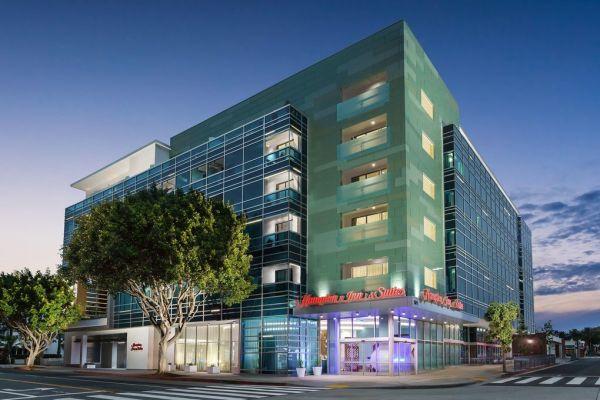 Hampton Inn, Santa Monica, CA