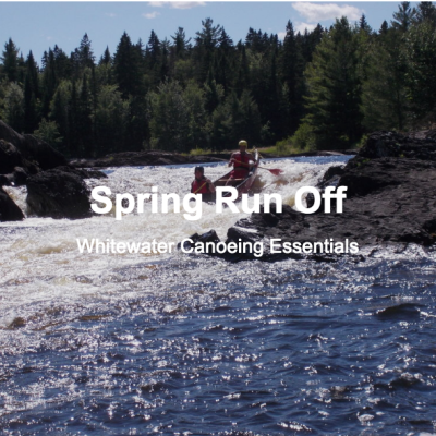 Sundog Outdoor Expeditions Whitewater Canoeing