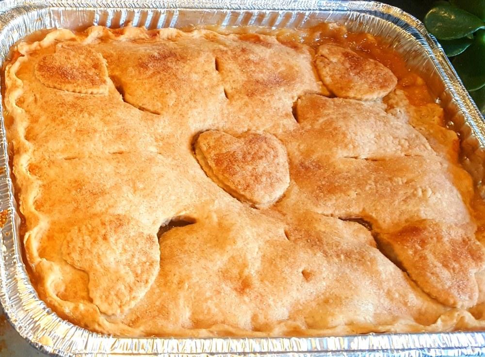 Best Pie Crust Hack Ever!! Plus, an awesome crust recipe;)