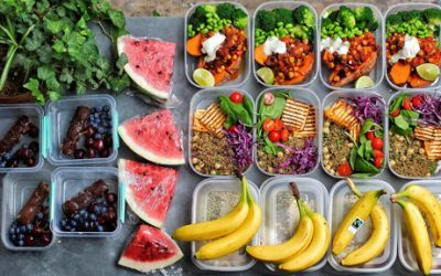 10 Ways to make Meal Prepping Easier