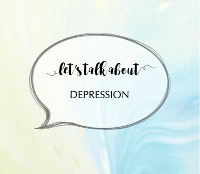 Lets talk about... Depression