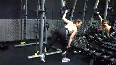 Gym hunt