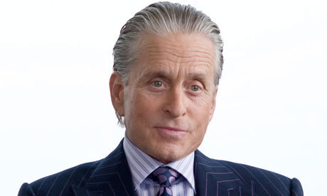 AN EVENING WITH MICHAEL DOUGLAS IN LONDON