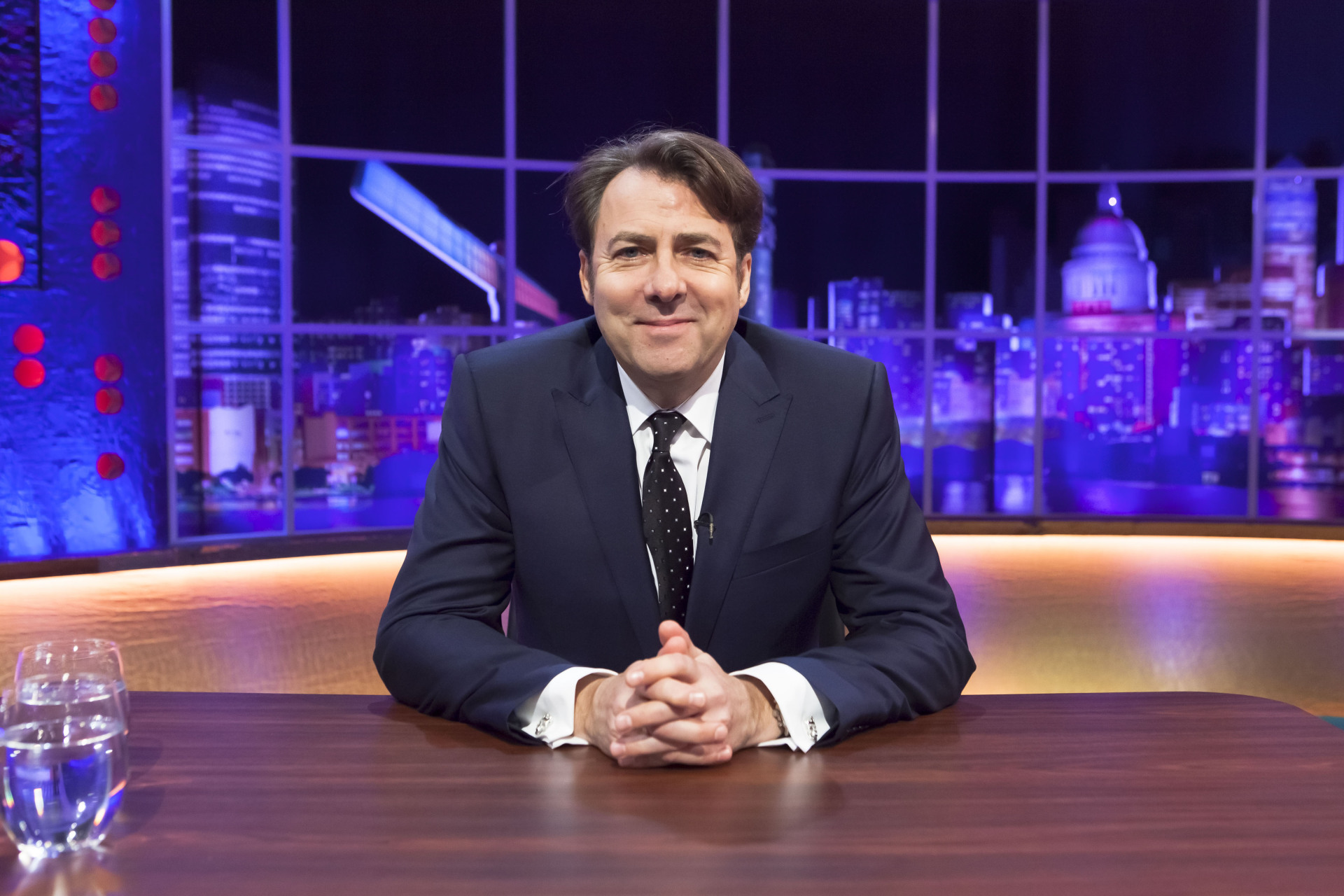 JONATHAN ROSS TO HOST AN EVENING WITH MICHAEL DOUGLAS