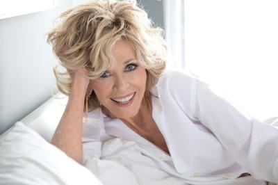 AN EVENING WITH JANE FONDA IN LONDON