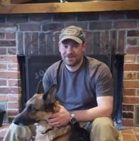 Andy Hammond centurion k9 ptsd service dogs Ruby