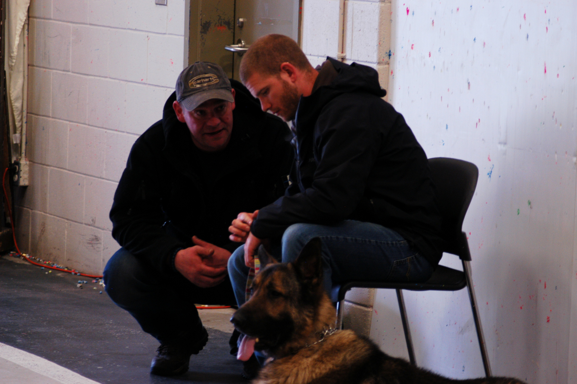 centurion k9 ptsd service dogs mental health peer support