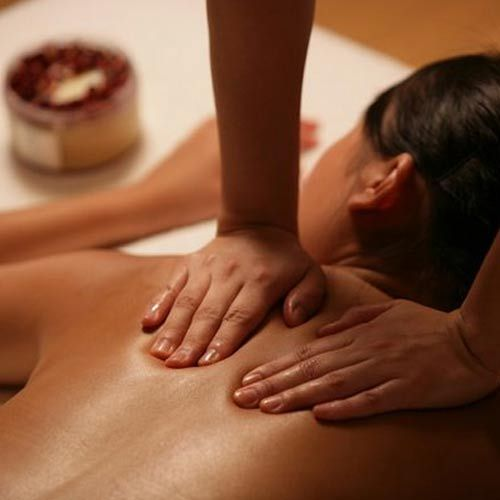 Deep Tissue Massages