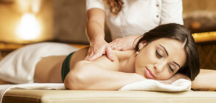 Head,Shoulder,Foot Massage