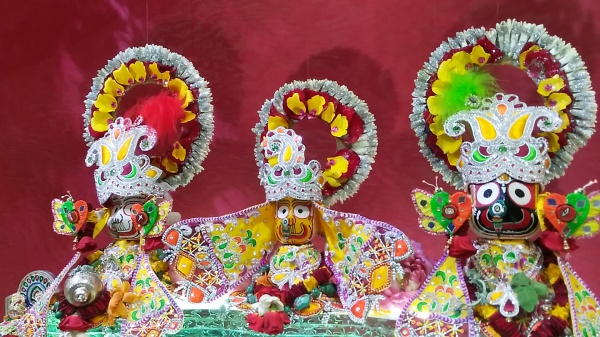 Sri Sri Sri Jagannath Baladev Subadramayi
