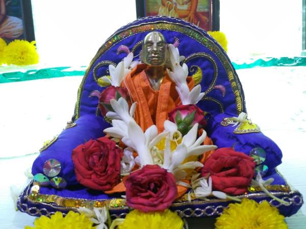 His Divine Grace A.C. Bhaktivedanta Swami Srila Prabhupad