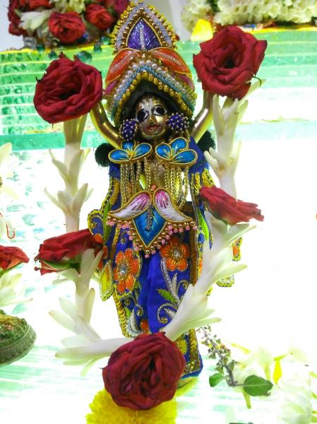 Lord Sri Krishna Chaitanya Mahaprabhu