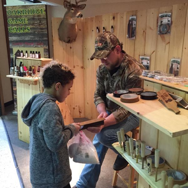 Getting Youth Hunters Involved in Calling