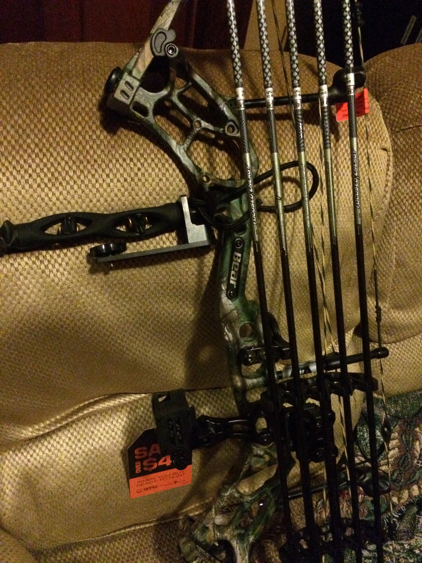 New Bow has Arrived!!!!!
