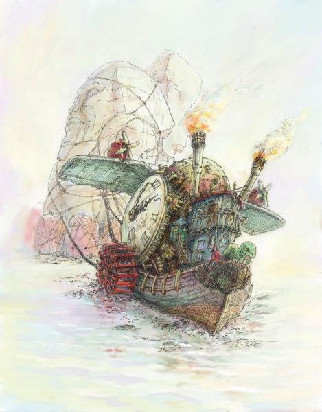 Time Trawler