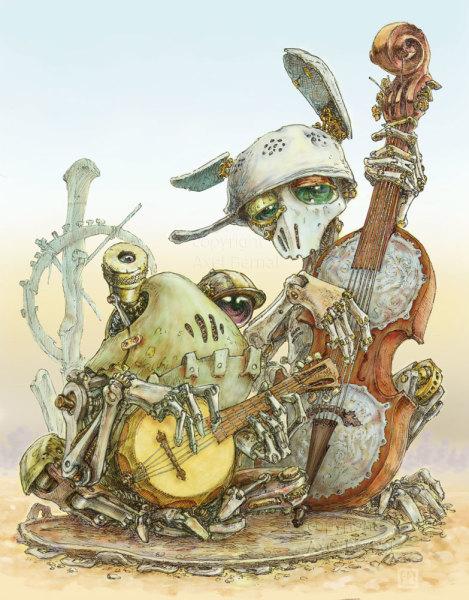 Rusty Sunset Blues Band