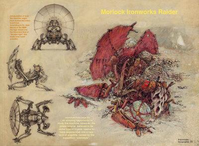 Morlock Raider
