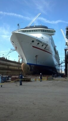 Marine Corrosion on Ships