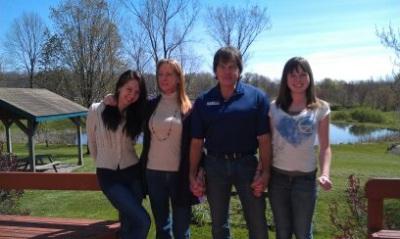 My Family Audrey Karen Katherine