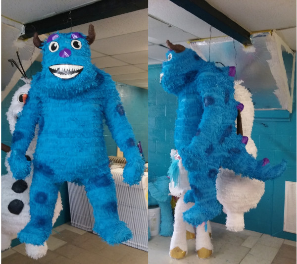 Disney Pixar James Monsters Inc Pinata