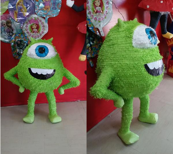 Disney Pixar Mike Monsters Inc Pinata